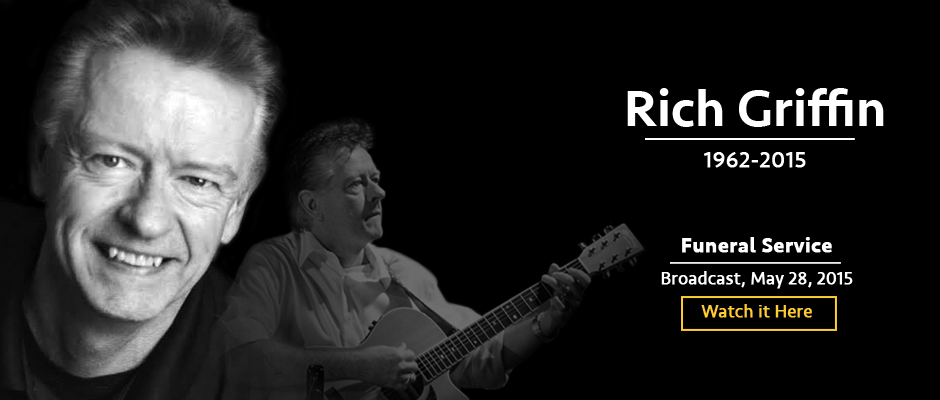Rich Griffin Funeral