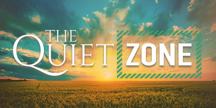 The Quiet Zone Series